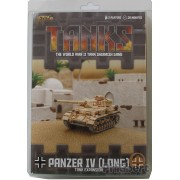 Tanks - German Panzer IV (Long) Tank