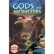 FATE - Adventure 2 : Les Yeux de l'Aigle / Gods and Monsters - Version PDF