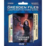 The Dresden Files Cooperative Card Game - Fan Favorites Expansion