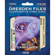 The Dresden Files Cooperative Card Game - Helping Hands Expansion