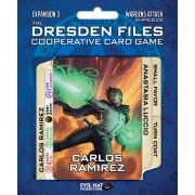 The Dresden Files Cooperative Card Game - Wardens Expansion