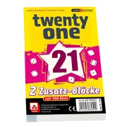 Twenty One - bloc de score