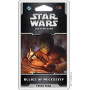 Star Wars : The Card Game - Allies of Necessity Force Pack