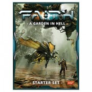 Faith - A Garden in Hell Starter Set