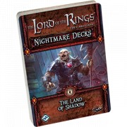 Lord of the Rings LCG - The Land of Shadow Nightmare Deck