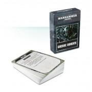W40K : Cartes - Guerre Ouverte VF