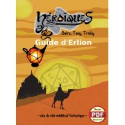 Héroïques ! Guide d'Erlion - Version PDF