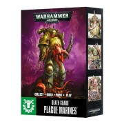 W40K : Easy to Build - Death Guard Plague Marines