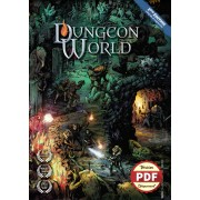 Dungeon World 2ème Edition - Version PDF