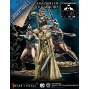 Batman - Amazons of Themyscira