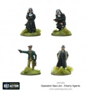 Bolt Action - Operation Sea Lion - Enemy Agents