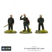 Bolt Action - Sir Oswald Moseley, BUF Leader