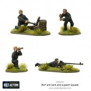 Bolt Action - BUF Anti-Tank and Support Squads