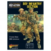 Bolt Action - BEF Infantry Section
