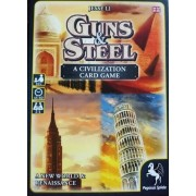 Guns & Steel - A Civilization Card Game