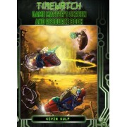 TimeWatch RPG Adventure - GM Screen & Resource Book