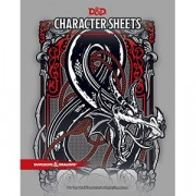 Dungeons & Dragons - Character Sheets