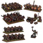 Kings of War - Armée Naine