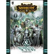 Retribution of Scyrah Command Book (Anglais) : Hard Cover