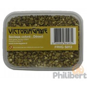 Victoria Game - Soclage Coloré (Gros): Désert - 200 ml