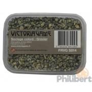 Victoria Game - Soclage Coloré (Gros): Gravier - 200 ml