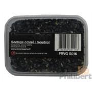 Victoria Game - Soclage Coloré (Gros): Goudron - 200 ml