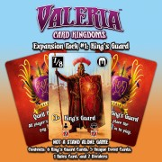 Valeria: Card Kingdoms - Expansion Pack 1 - King's Guard