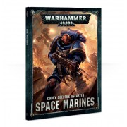 Warhammer 40.000 : Codex - Adeptus Astartes Space Marines 8ème Edition VF (Rigide)
