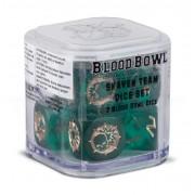Blood Bowl : Accessoires - The Skavenblight Scrambler Dice Set