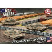 Team Yankee VF - M1 Abrams Tank Platoon