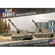 Team Yankee VF - M109 Field Artillery Battery