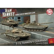 Team Yankee VF - T-72 Tankovy Company