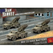 Team Yankee VF - BM-21 Hail Battery