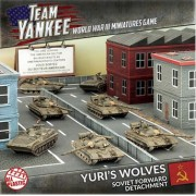 Team Yankee - Yuri's Wolves