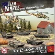 Team Yankee - Potecknov's Bears