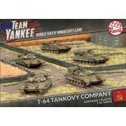 Team Yankee - T-64 Tankovy Company