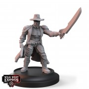 Wild West Exodus - General Grant - Alternate Sculpt 2 (Boss)