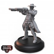 Wild West Exodus - Sheriff Mick Ironclad