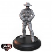 Wild West Exodus - Doc Holliday (Underboss)