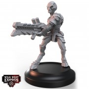 Wild West Exodus - Grey with Heavy Drain Rifle (Light Support)