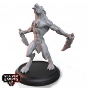 Wild West Exodus - Sitting Bull - Spirit Form (Boss)