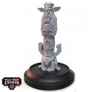 Wild West Exodus - Large Spirit Totem