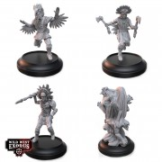 Wild West Exodus - Braves of the Great Spirit Set (Sidekick)