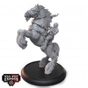 Wild West Exodus - Energy Beast (Pose 3) (Light Support)