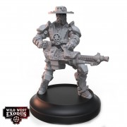 Wild West Exodus - UR-31 Heavy Lawbot (Pose 3) (Sidekick)