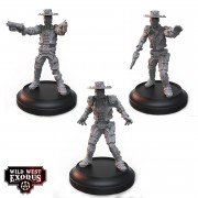 Wild West Exodus - UR-30 Lawbot (Pose 1) (Sidekick)