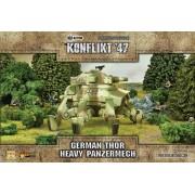 Konflikt 47 - German Thor Heavy Panzermech