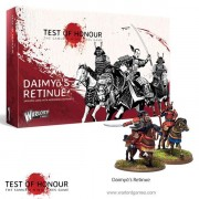 Test of Honour - Daimyō's Retinue