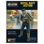Bolt Action - Royal Navy Section pas cher