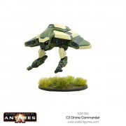 Beyond the Gates of Antares - C3 Drone Commander